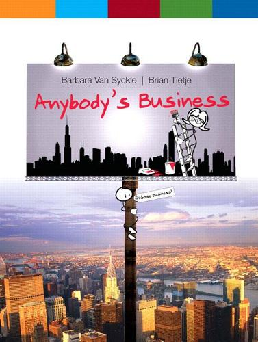 Anybody's Business (Paperback)