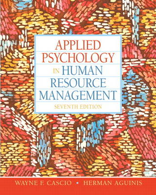 Applied Psychology in Human Resource Management (Hardback)