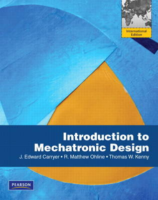 Introduction to Mechatronic Design (Paperback)