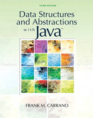 Data Structures and Abstractions with Java (Hardback)