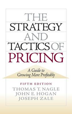 The Strategy and Tactics of Pricing (Hardback)