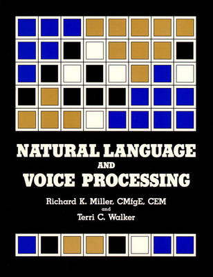 Natural Language and Voice Processing (Paperback)