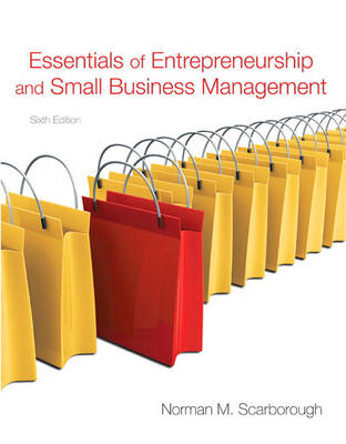 Essentials of Entrepreneurship and Small Business Management (Paperback)