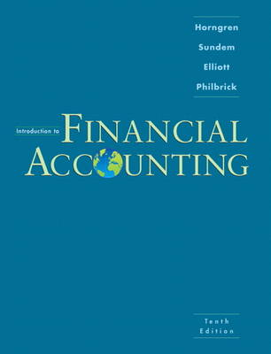 Introduction to Financial Accounting (Hardback)