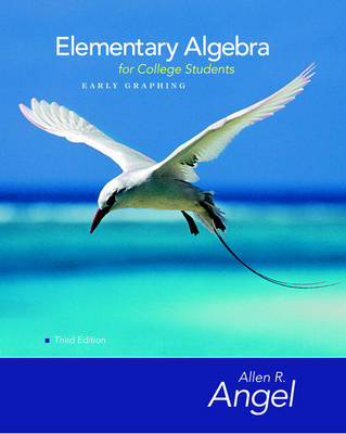 Elementary Algebra Early Graphing for College Students (Hardback)
