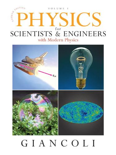 Physics for Scientists & Engineers Vol. 1 (Chs 1-20) with MasteringPhysics