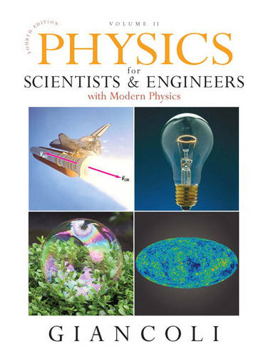Physics for Scientists & Engineers Vol. 2 (Chs 21-35) with MasteringPhysics