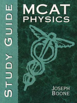 MCAT Physics Study Guide (Paperback)