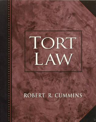 Tort Law (Paperback)