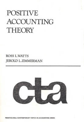 Positive Accounting Theory (Paperback)