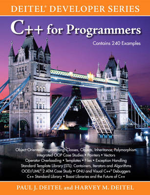 C++ for Programmers (Paperback)