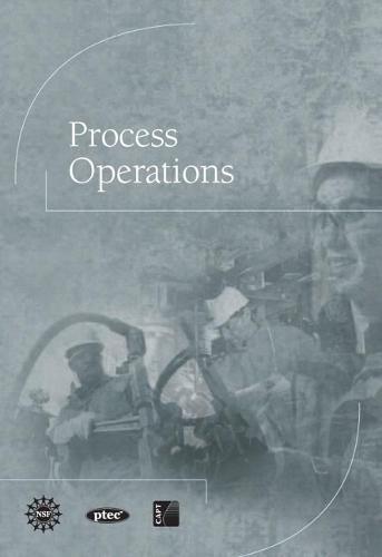 Process Operations (Hardback)