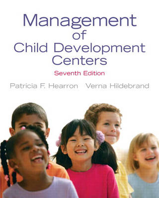Management of Child Development Centers (Paperback)