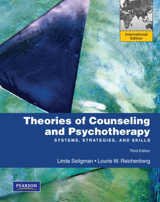 Theories of Counseling and Psychotherapy: Systems, Strategies, and Skills (Paperback)