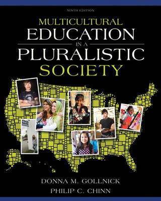 Multicultural Education in a Pluralistic Society: United States Edition (Paperback)