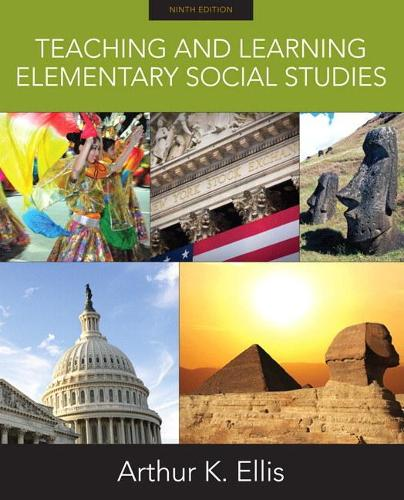 Teaching and Learning Elementary Social Studies (Paperback)