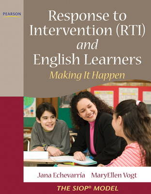 Response to Intervention (RTI) and English Learners: Making it Happen (Paperback)