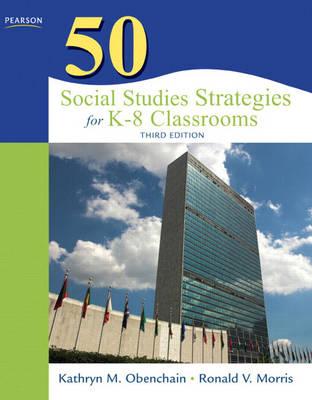 50 Social Studies Strategies for K-8 Classrooms (Paperback)