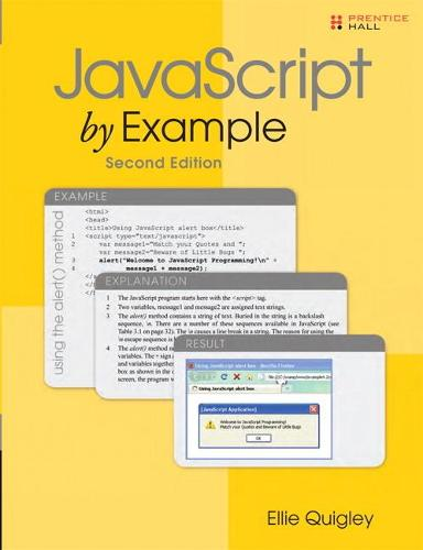 JavaScript by Example (Paperback)