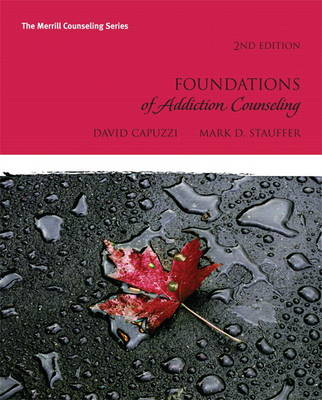 Foundations of Addiction Counseling (Paperback)