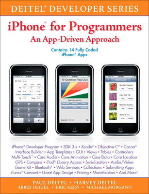 iPhone for Programmers: An App-Driven Approach (Paperback)