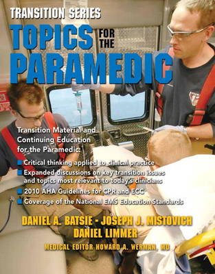 Transition Series: Topics for the Paramedic (Paperback)