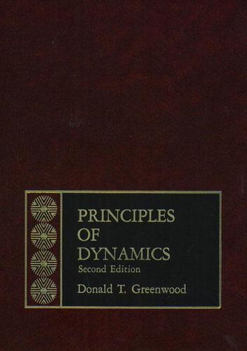 Principles of Dynamics (Paperback)