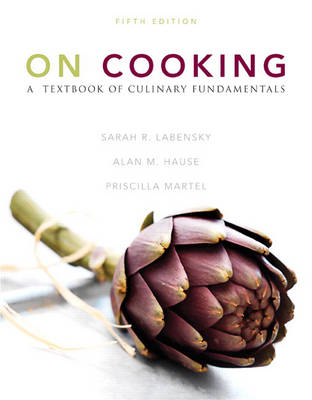 On Cooking: A Textbook of Culinary Fundamentals (Hardback)