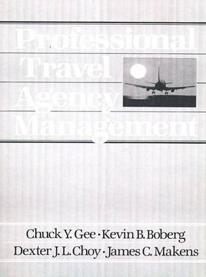 Professional Travel Agency Management (Paperback)