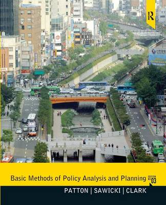 Basic Methods of Policy Analysis and Planning (Paperback)