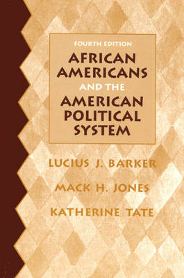 African Americans and the American Political System (Paperback)
