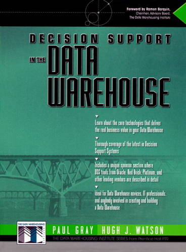 Decision Support in the Data Warehouse (Paperback)