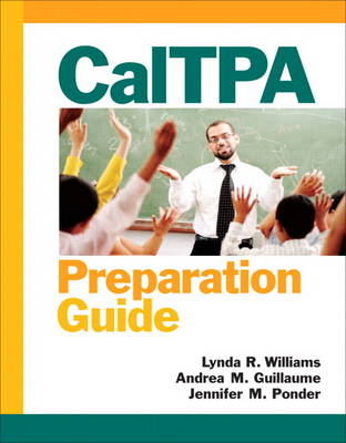 CalTPA Preparation Guide (Paperback)