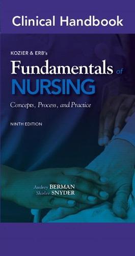 Clinical Handbook for Kozier & Erb's Fundamentals of Nursing (Paperback)