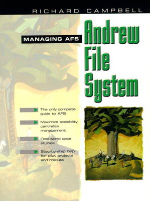 Managing AFS: The Andrew File System (Paperback)