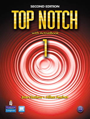 Top Notch 1 with ActiveBook (Paperback)