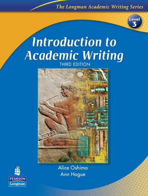 Introduction to Academic Writing with Criterion(SM) Publisher's Version (Paperback)