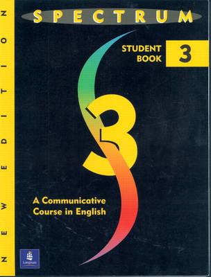 Spectrum 3: A Communicative Course in English, Level 3 Workbook (Paperback)