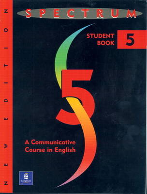 Spectrum 5: A Communicative Course in English, Level 5 Workbook (Paperback)