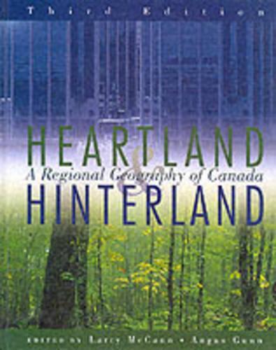 Heartland Hinterland (Hardback)