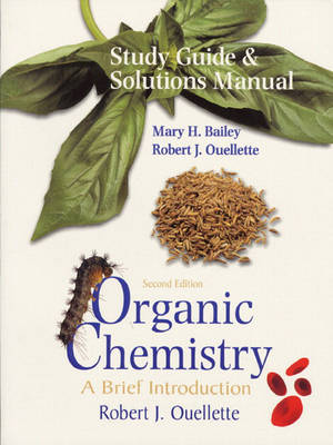 Study Guide and Solutions Manual (Paperback)
