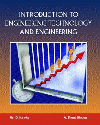 Introduction to Engineering Technology and Engineering (Hardback)