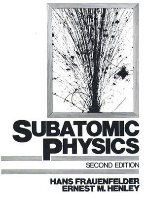 Subatomic Physics (Hardback)