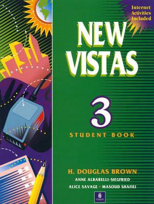 New Vistas 3 (Paperback)