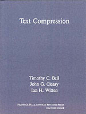 Text Compression (Paperback)