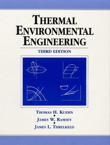 Thermal Environmental Engineering (Hardback)