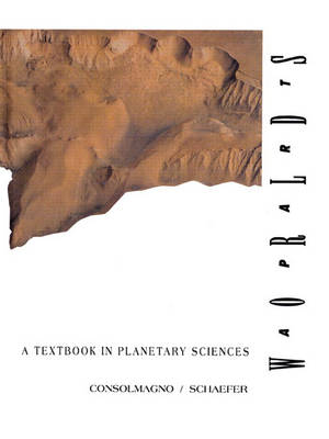 Worlds Apart: A Textbook in Planetary Sciences (Paperback)