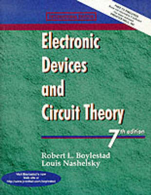 Electronic Device Circuit Theory - Prentice Hall international editions (Paperback)