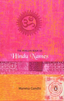 Penguin Book of Hindu Names (Paperback)