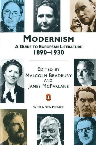 Modernism: A Guide to European Literature 1890-1930 (Paperback)